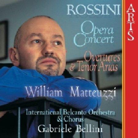 Rossini. Opera Concert. CD.
