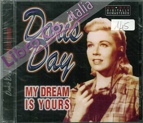 My Dreams Is Yours. Doris Day. Cd.