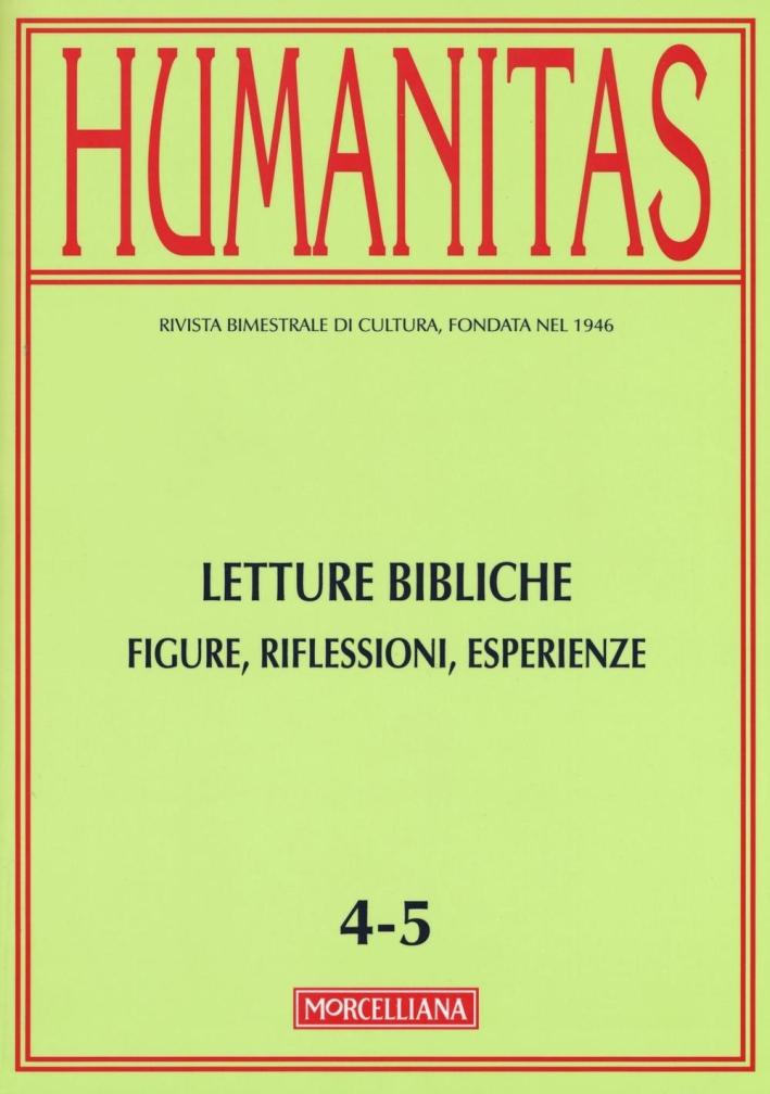 Humanitas (2015). Vol. 5: Letture bibliche
