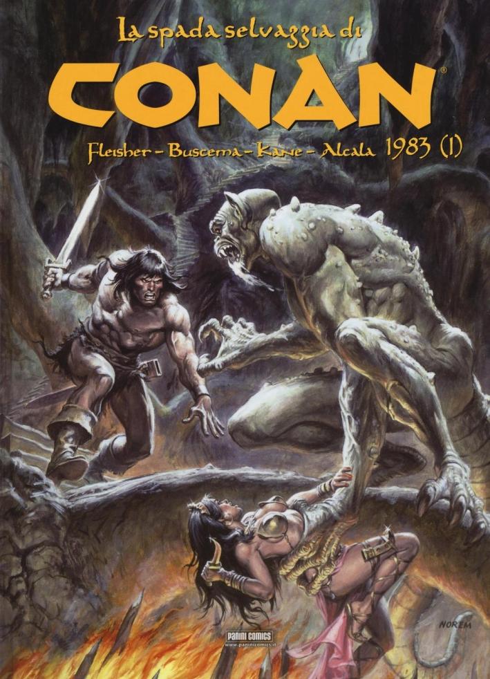 La spada selvaggia di Conan (1983). Vol. 1