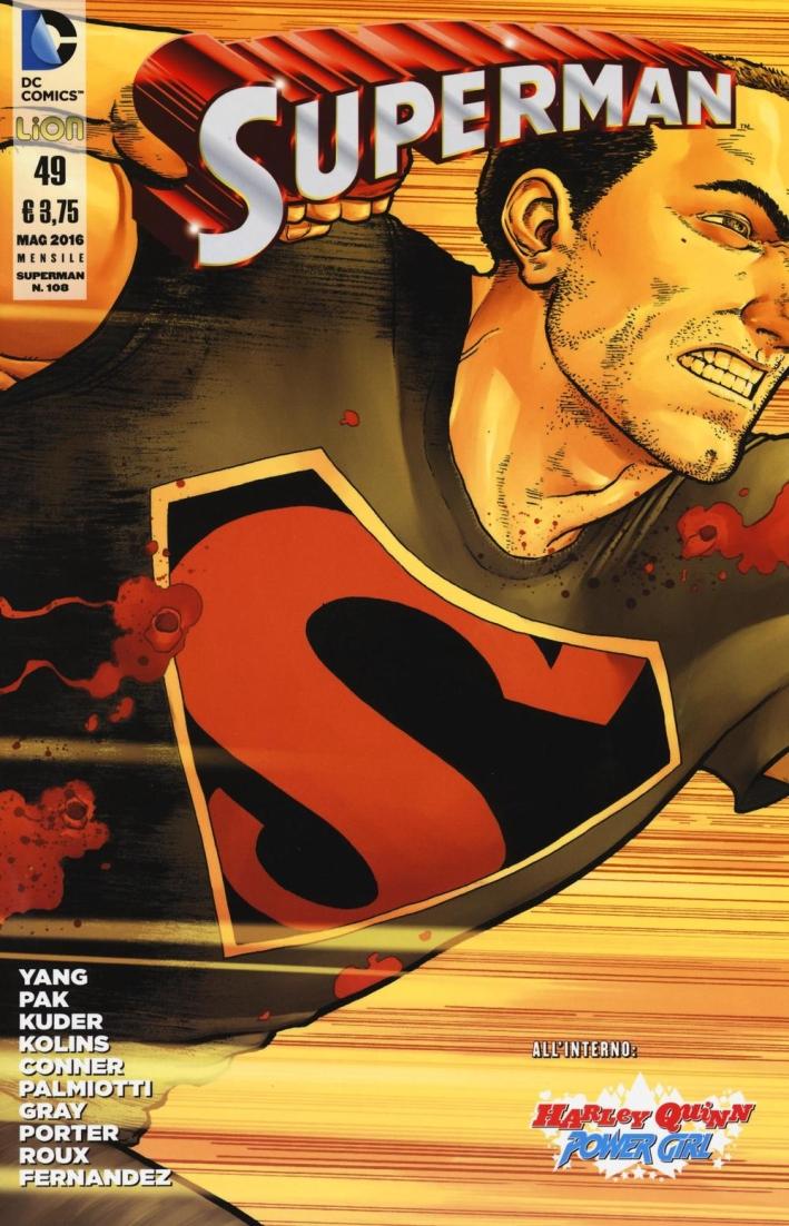 Superman. Nuova serie 49. Vol. 108.