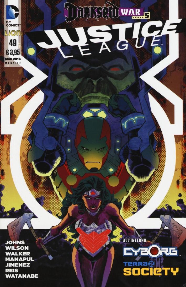 Justice League. Vol. 49.