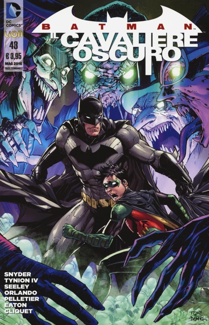 Batman. Il cavaliere oscuro. Vol. 43.