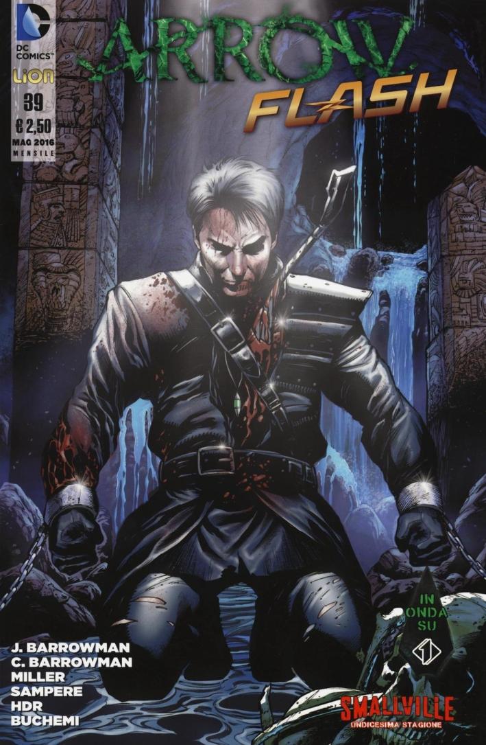 Arrow Smallville. Vol. 39.