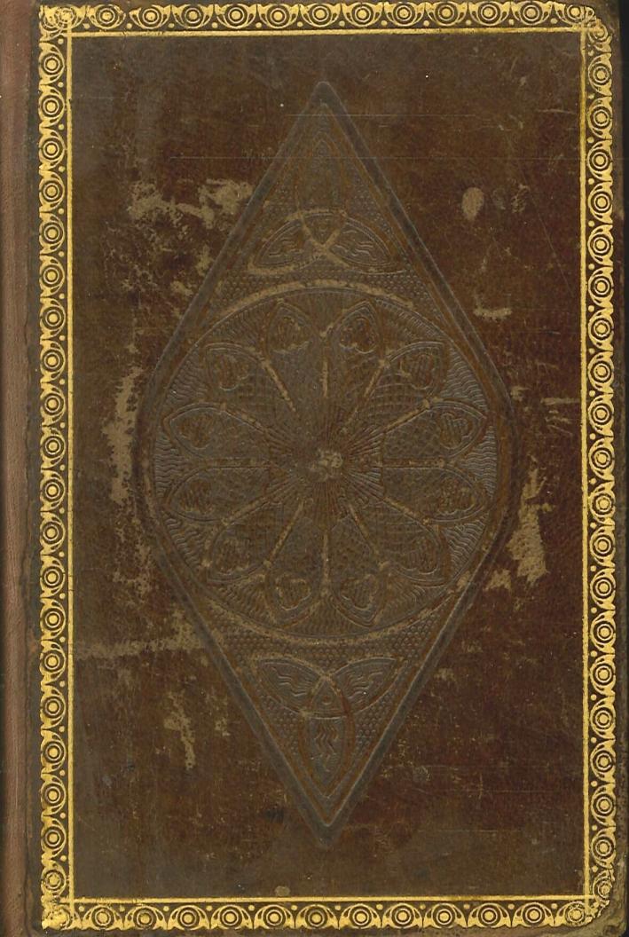 Almanacco Toscano per l'Anno Bisestile. 1856.