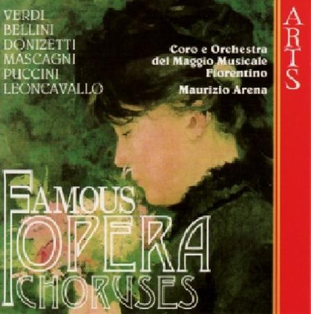 Famous Opera Choruses. Coro e Orchestra del Maggio Musicale Fiorentino CD.