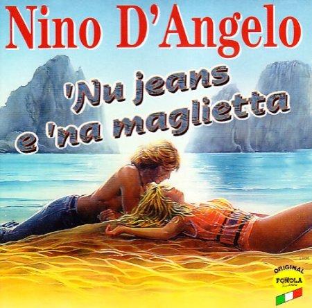 Nino d'Angelo. 'Nu Jeans e 'Na Maglietta. CD.