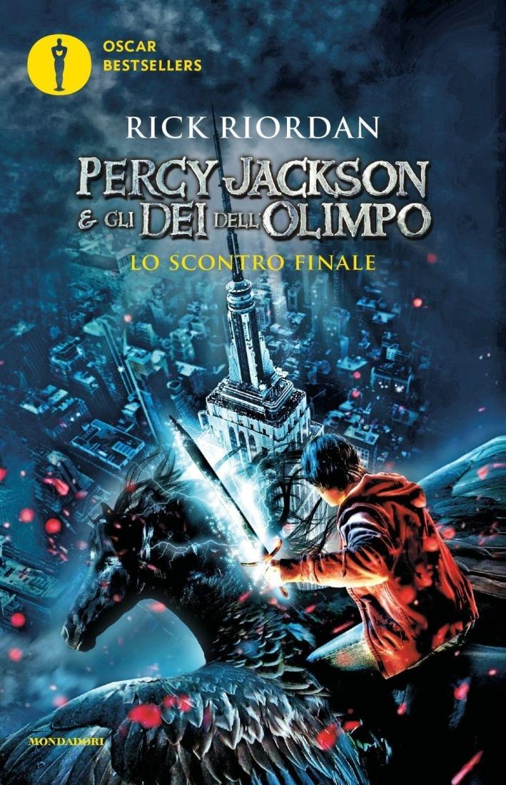 Lo scontro finale. Percy Jackson e gli dei dell'Olimpo. Vol. 5.