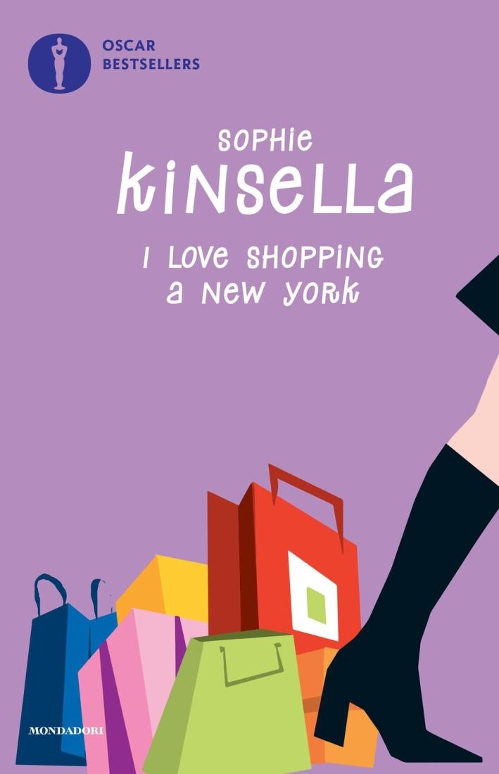 I love shopping a New York.