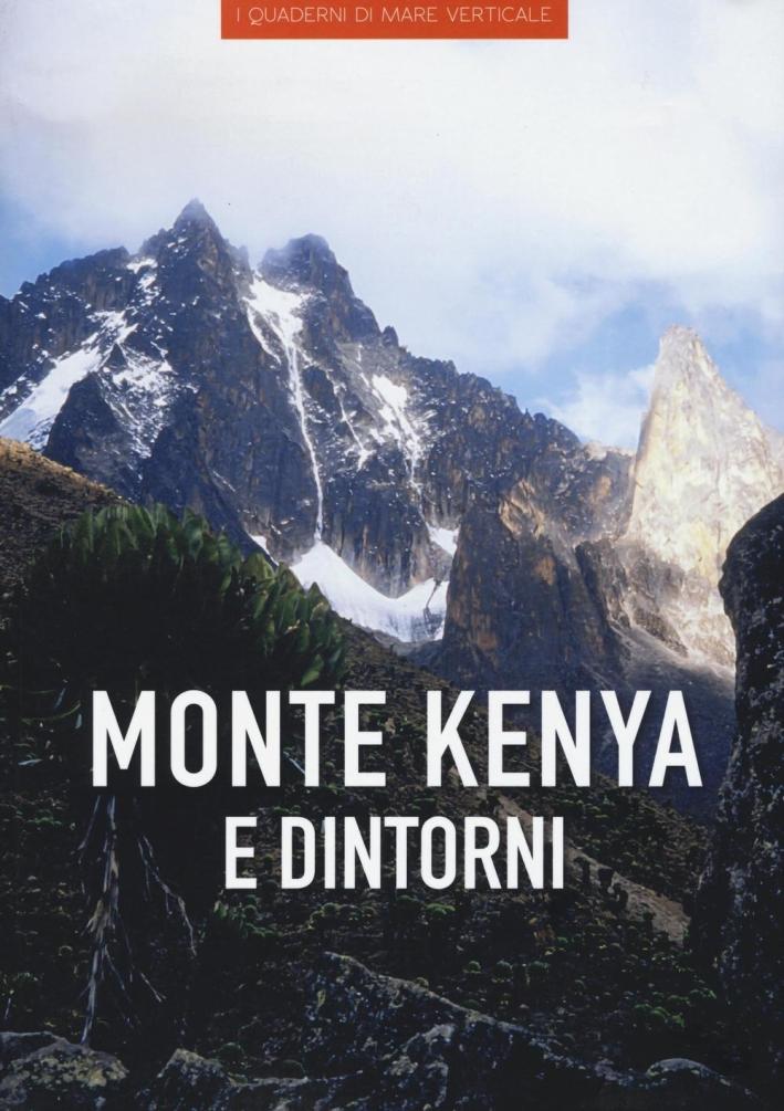 Monte Kenya e dintorni.