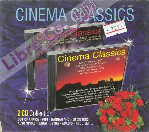 Cinema Classic 2 CD
