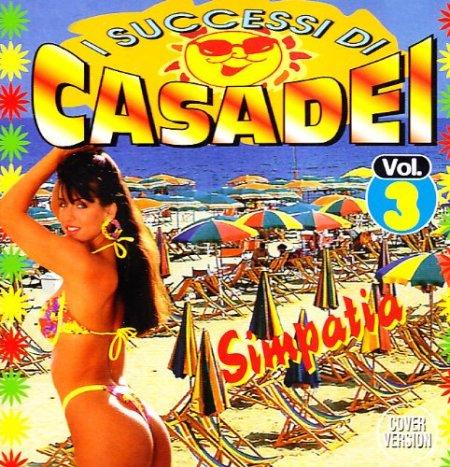I Successi di Casadei Vol.3 CD. Simpatia.