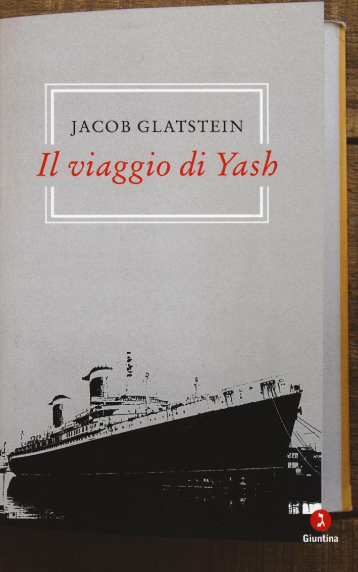 Il viaggio di Yash.