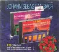 Brandenburgische Konzerte. Bach 2 CD