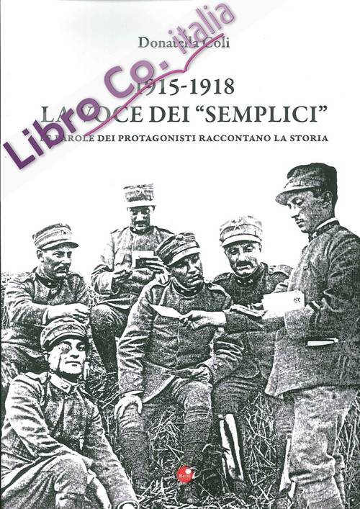 19155-1918. La Voce dei