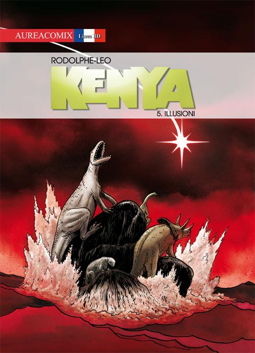 Illusioni. Kenya. Vol. 5.