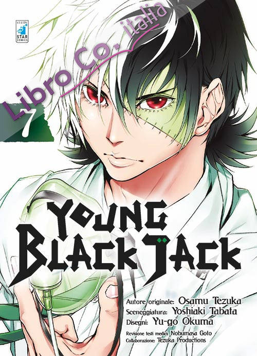 Young black jack. Vol. 7.