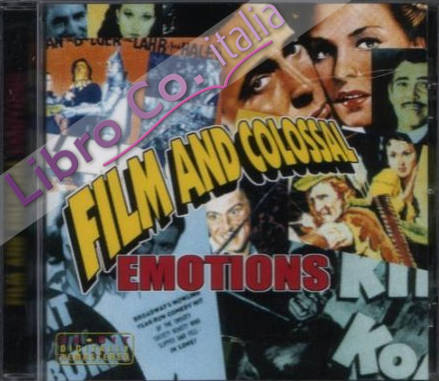Film and Colossal. Emotions. CD.