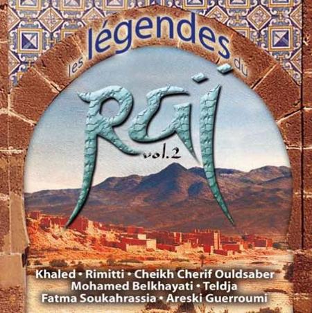 Les Legendes Du Raj. Vol.2 CD.
