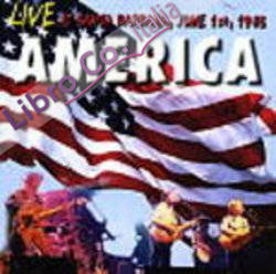 America. Live a Santa Barbara, June 1 St, 1985 CD