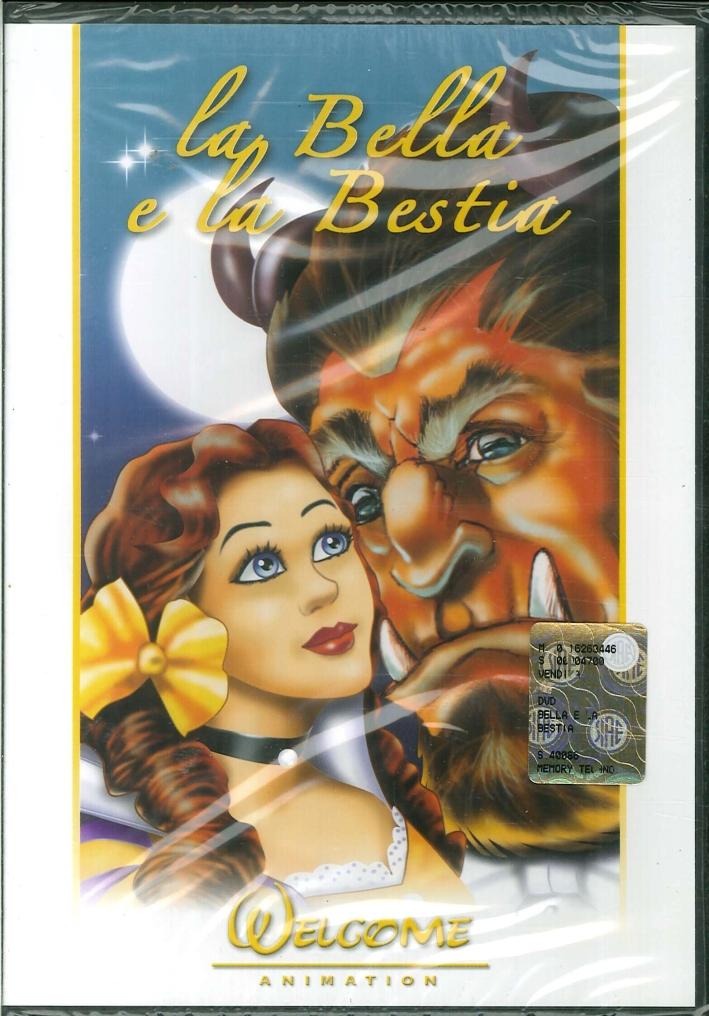 La Bella e la Bestia. DVD