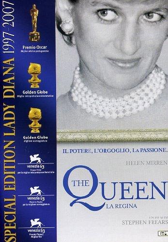 The Queen. DVD.