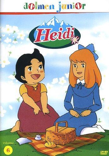 Heidi. Volume 6 DVD.