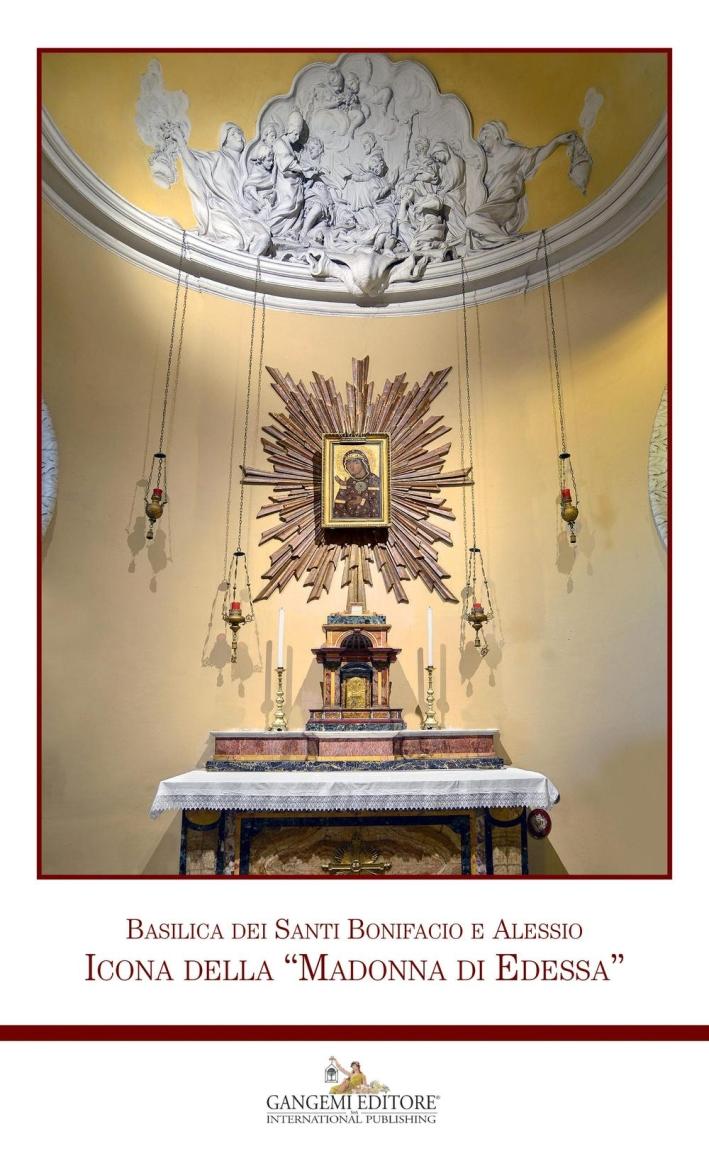 Basilica dei Santi Bonifacio e Alessio. Icona della