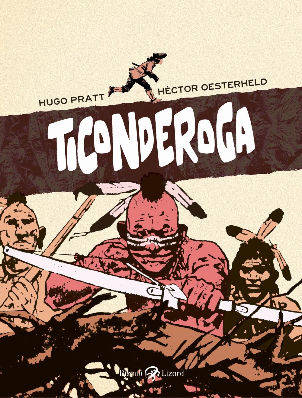 Ticonderoga.