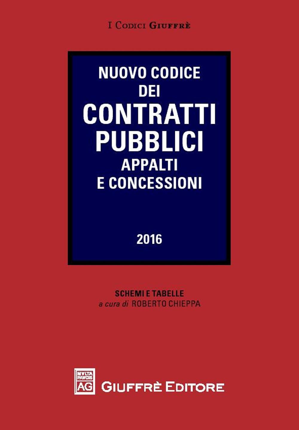 Nuovo codice degli appalti pubblici.