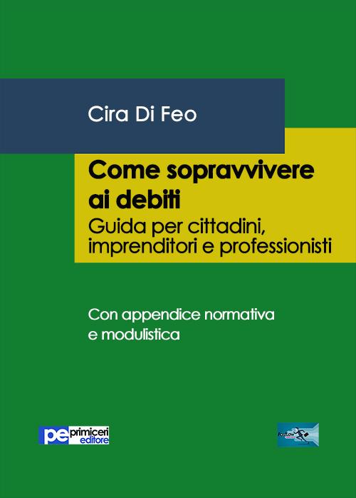 Come Sopravvivere ai Debiti. Guida per Cittadini, Imprenditori e Professionisti.