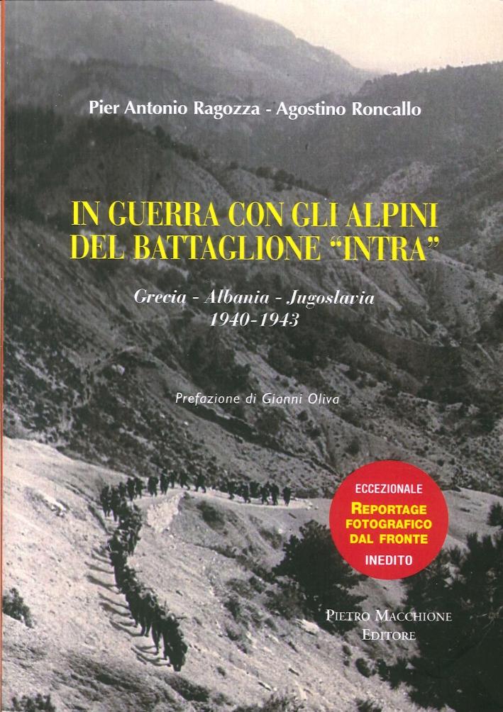 In Guerra con gli Alpini del Battaglione