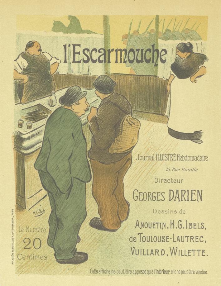 Du comptoir au boudoir. Une histoire des cafés à Grasse dans les années 1900.