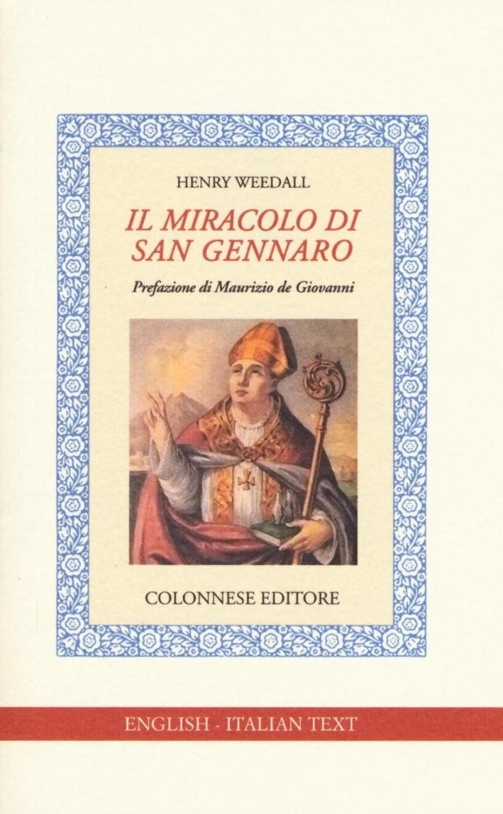 Il miracolo di san Gennaro.