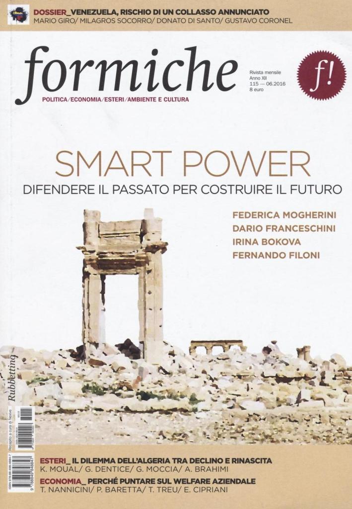 Formiche (2016). Vol. 115.