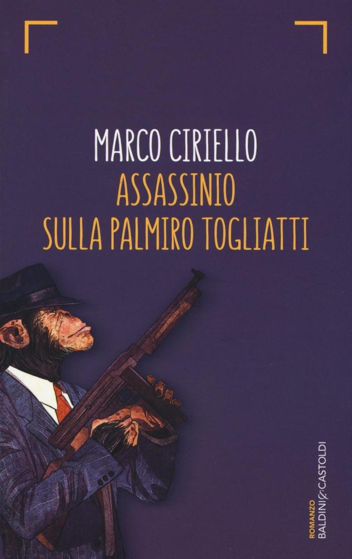 Assassinio sulla Palmiro Togliatti.