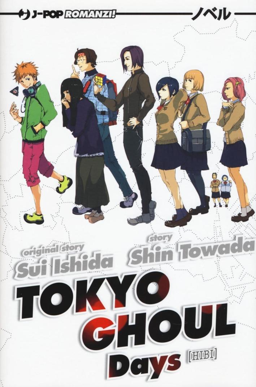 Hibi. Tokyo Ghoul. Vol. 1.