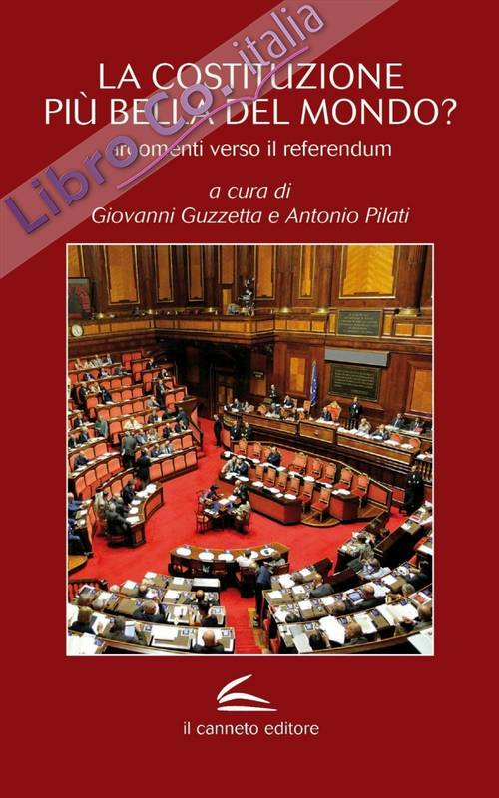 La Costituzione più bella del mondo? Argomenti verso il referendum