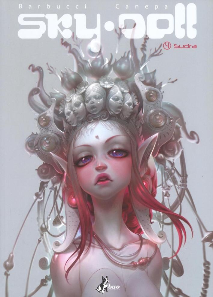 Sudra. Sky Doll. Vol. 4.