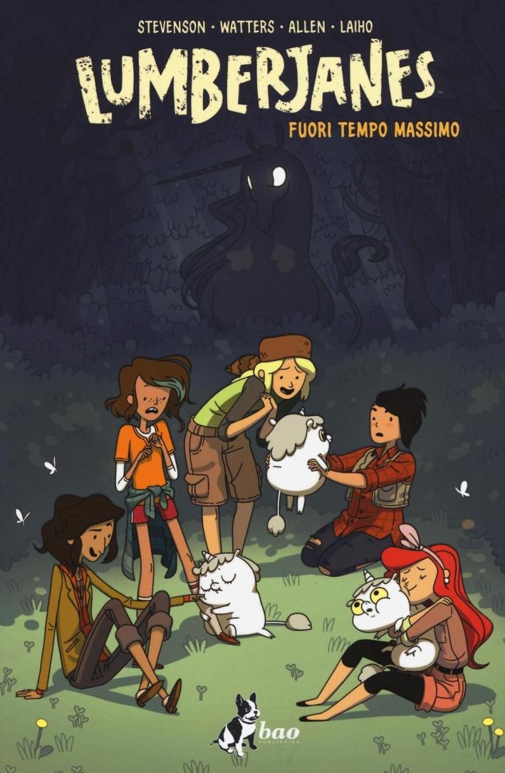 Lumberjanes. Vol. 4.