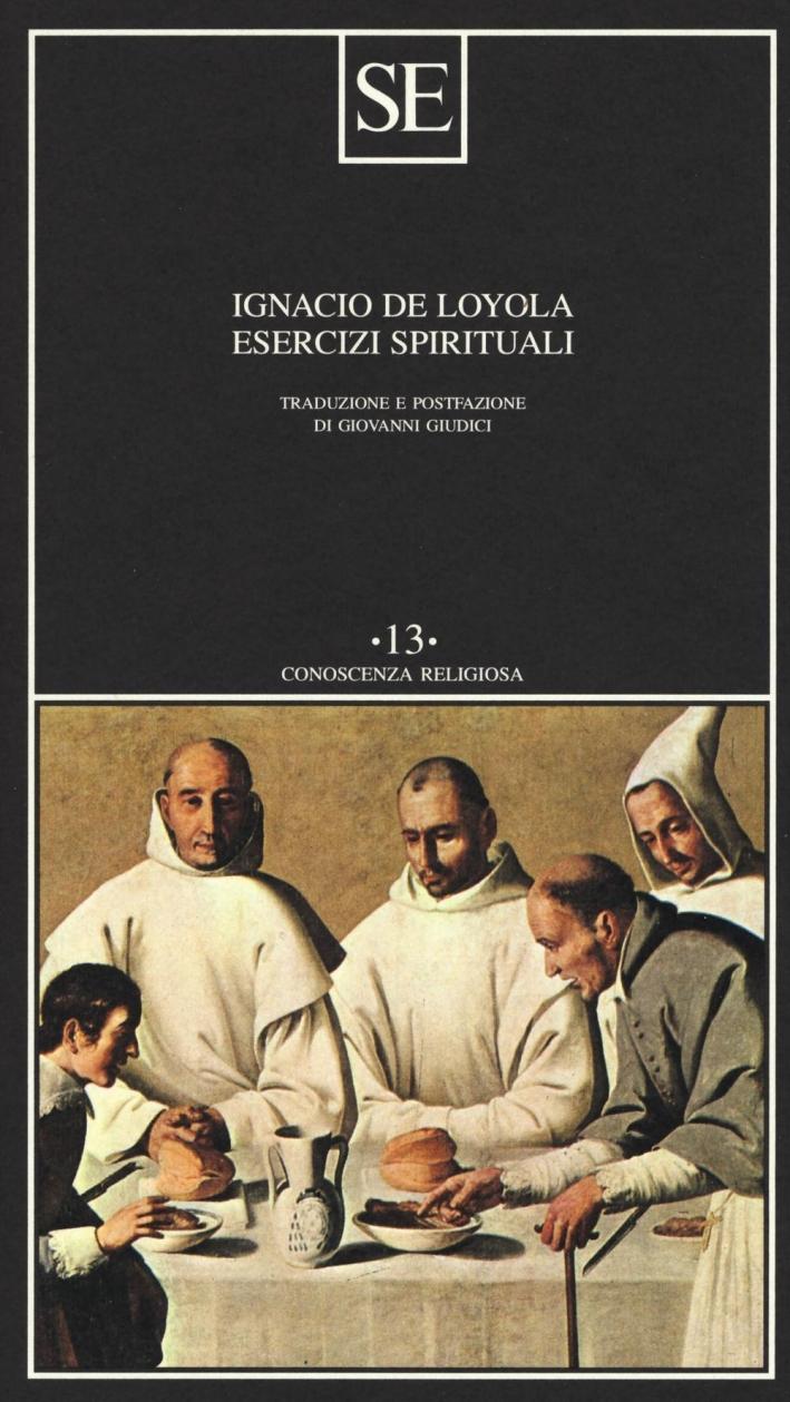 Esercizi spirituali.