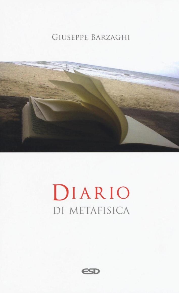 Diario di metafisica. Concetti e digressioni sul senso dell'essere.