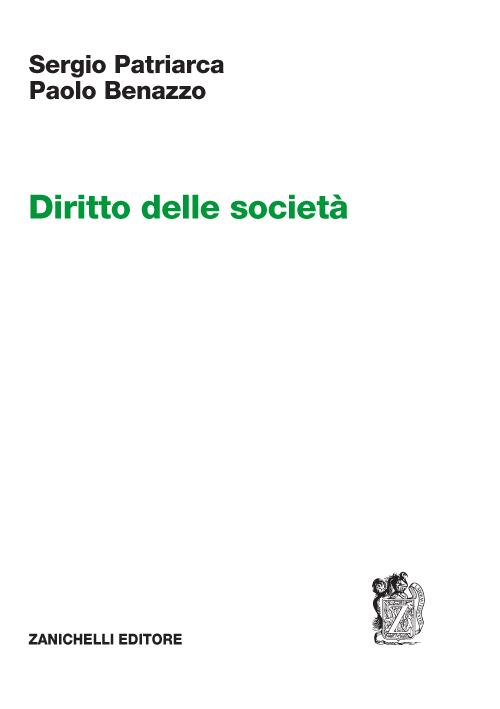 Diritto delle società.