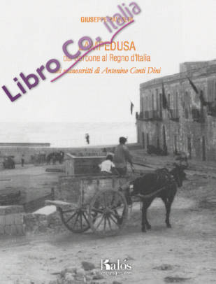 Lampedusa. Dai Borbone al Regno d'Italia. Nei Manoscritti di Antonino Conti Dini.