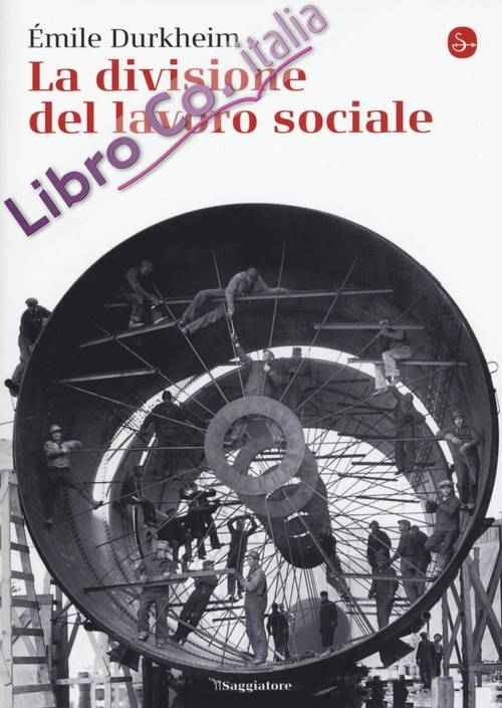 La divisione del lavoro sociale.