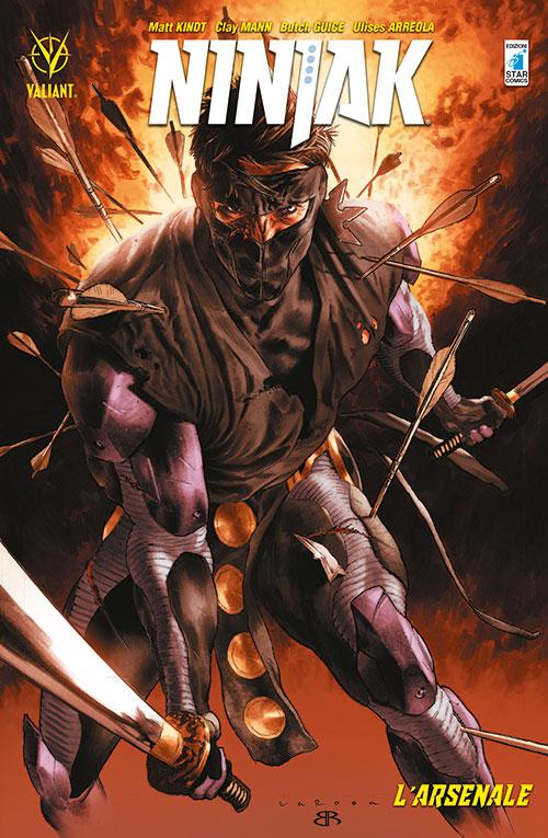 Ninjak. Vol. 1.