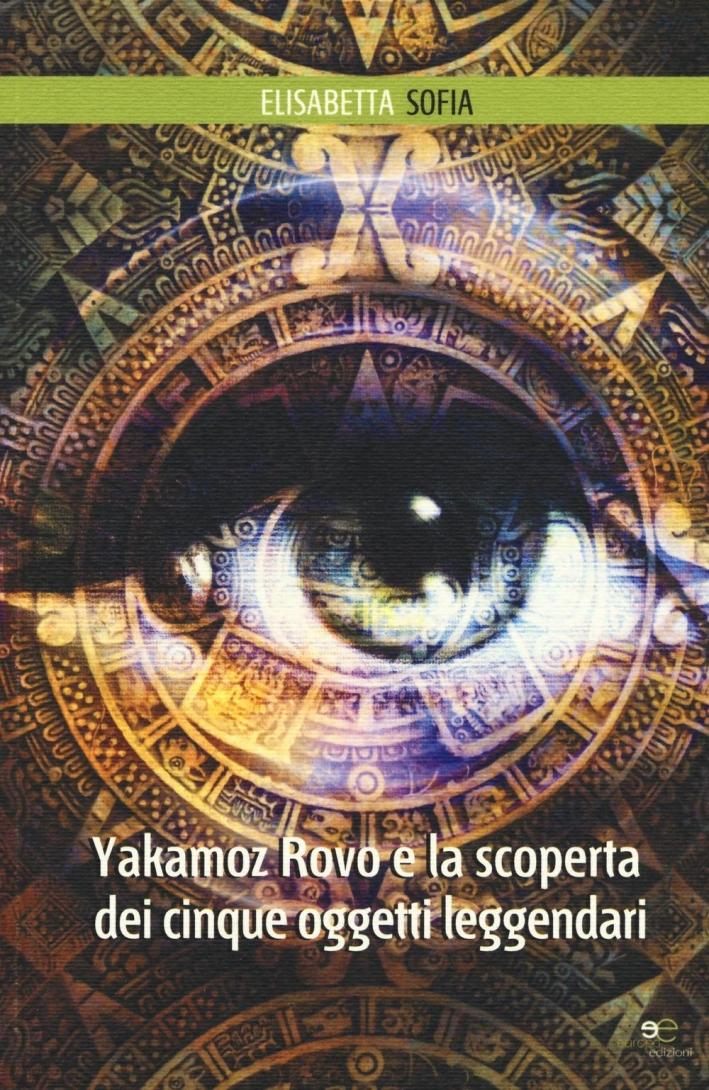 Yakamoz Rovo e la scoperta dei cinque oggetti.