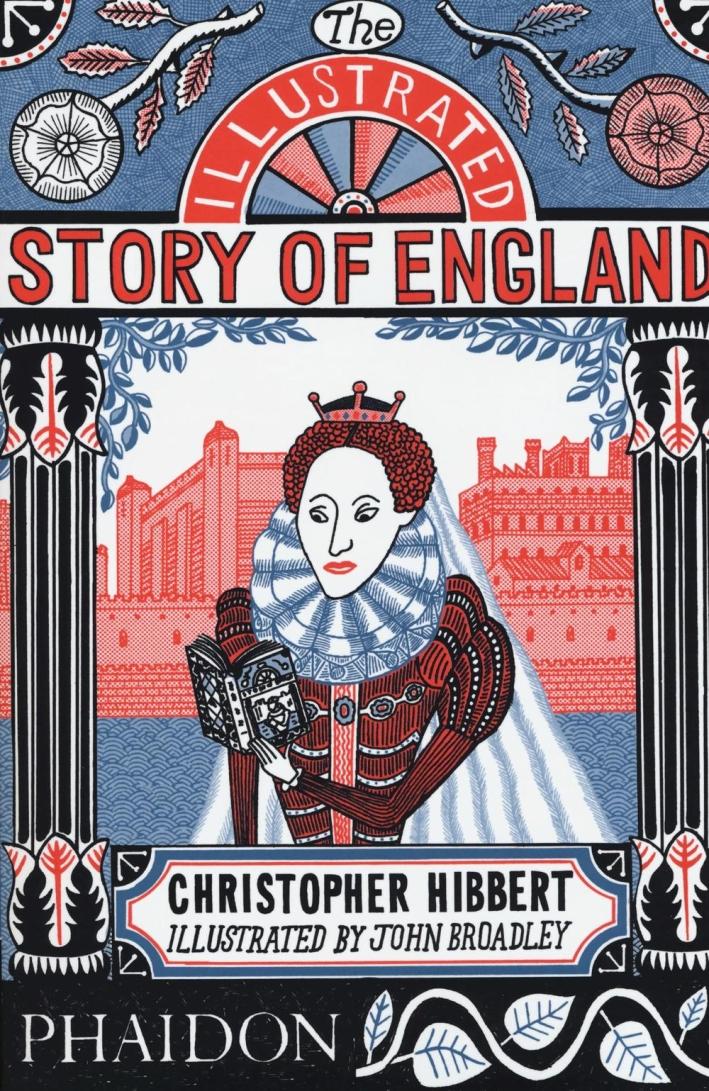 The illustrated story of England. Ediz. a colori