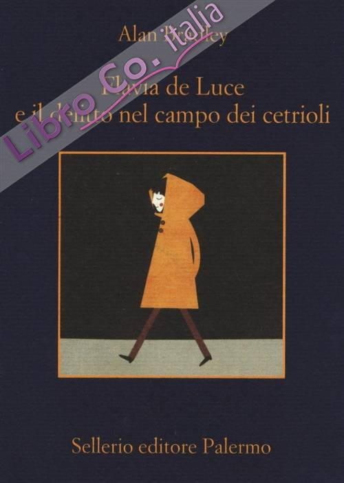 Flavia de Luce e il delitto nel campo dei cetrioli.