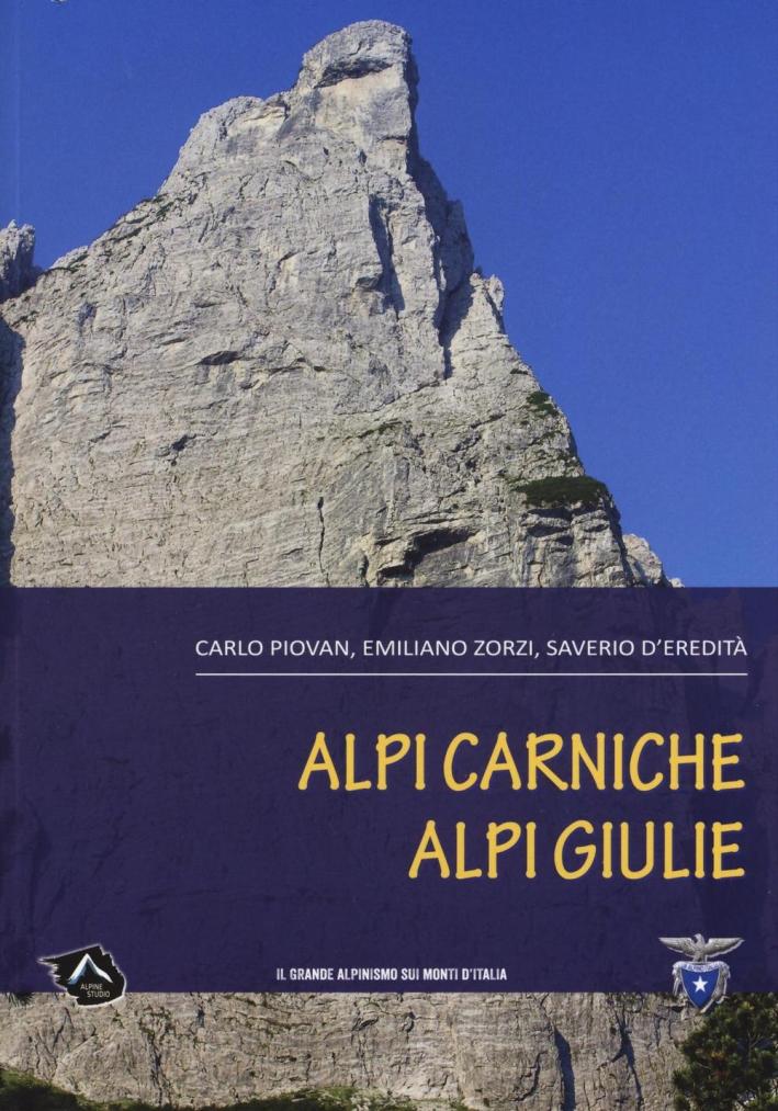 Alpi Carniche. Alpi Giulie.
